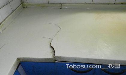 什么原因會造成櫥柜臺面開裂,有什么避免的方法