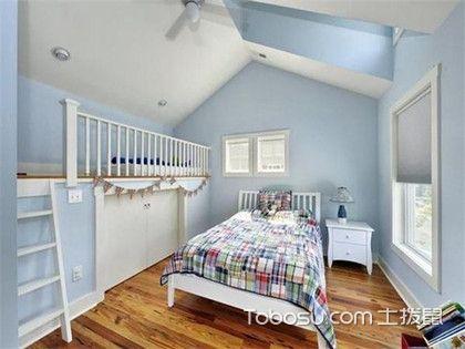 一兒一女的兒童房裝修要注意些什么?一兒一女兒童房裝修介紹