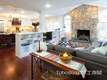 客厅和厨房隔断效果图,隔断也可以不仅仅是隔断