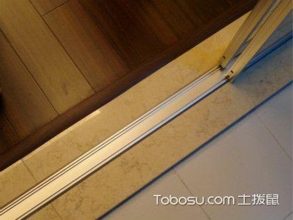 精致的家居装修也有技巧:大门的过门石讲究