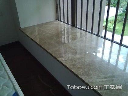 大理石窗台的安装,五个步骤带您走进家居装修