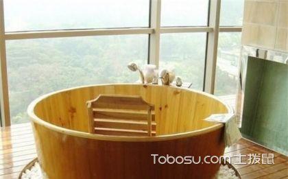 木桶浴缸品牌选购与保养...