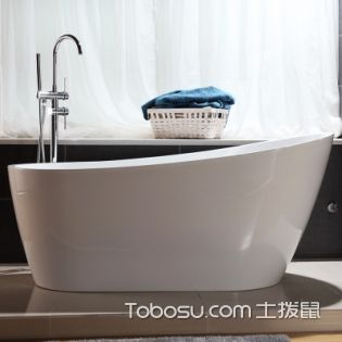 家用独立式浴缸哪种材质好