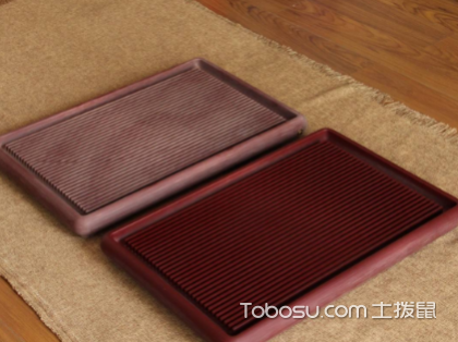 流传于台湾的茶艺精品,爱茶的你怎能不知道电木茶盘