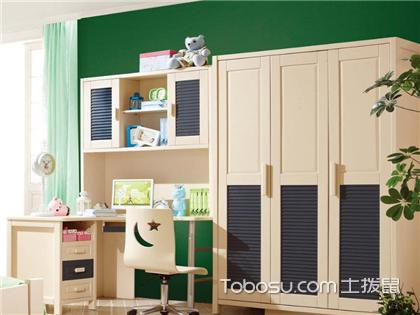 儿童房装修选材篇:儿童衣柜选购技巧
