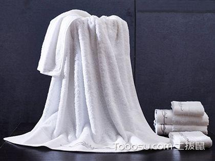 选购和护理浴巾指南,如何挑选毛浴巾