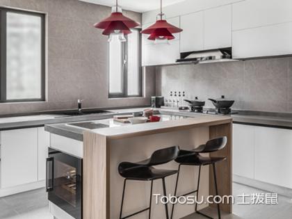 小戶型開放式廚房吧臺,多款吧臺設計助你打造高顏值廚房
