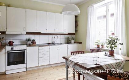小户型北欧风格厨房设计,小户型北欧风格厨房装修案例