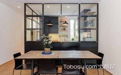 半开放式厨房巧妙隔断设计,半开放式厨房巧妙隔断设计案例