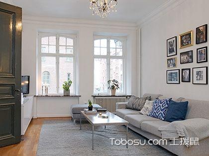 90北欧风格小户型装修,精心设计完胜欧式豪宅