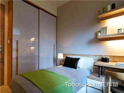 最新小卧室衣柜设计效果图,特色卧室衣柜装修设计集合