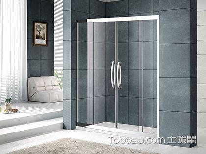 淋浴房高度尺寸是多少,及淋浴房尺寸标准