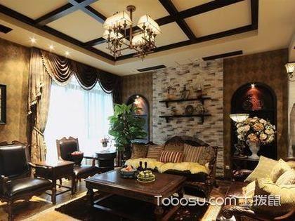 长春三房两厅全包装修费用之美式乡村,这个风格真的太好看啦。