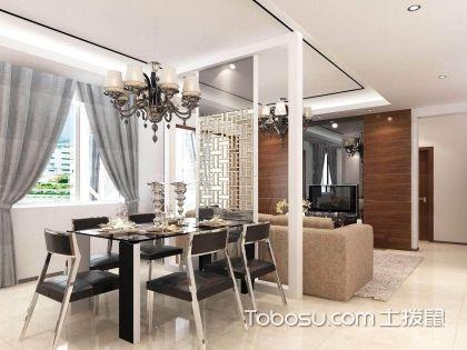 客厅餐厅隔断设计图 客厅餐厅隔断设计方法