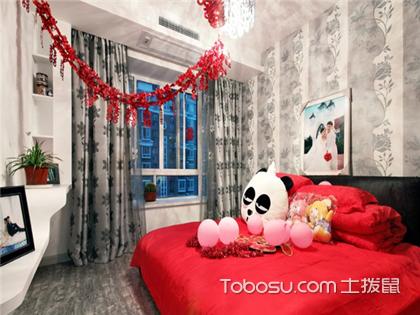 婚房臥室裝修全攻略來襲,為您全方面解析婚房裝修設計要點