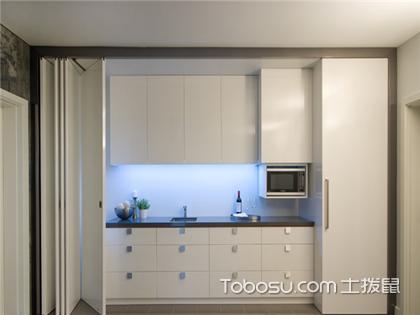 厨房折叠门的优缺点,带你剖析厨房用折叠门好不好