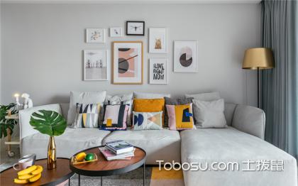 小户型婚房装修效果图,简欧风给你奢华大气的家装体验
