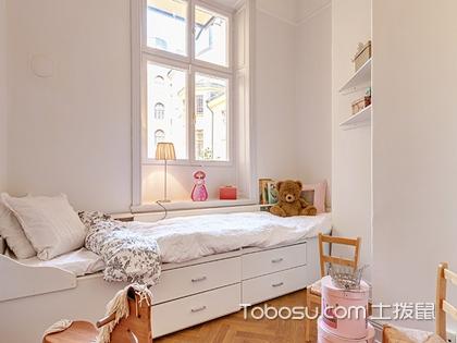 6平米小卧室装修效果图,小空间焕发大光彩的经典案例