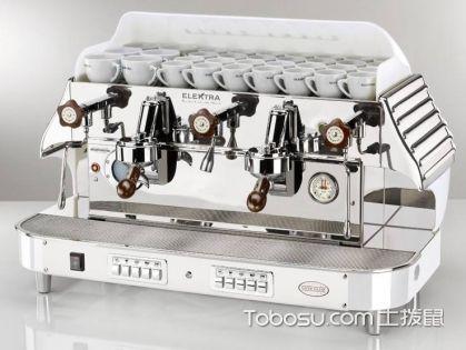 半自动咖啡机结构图,半自动咖啡机工作原理