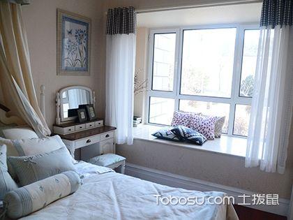 卧室飘窗怎么设计好看?最流行5款卧室飘窗设计供你挑选