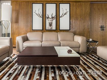 沙发背景墙装饰画效果图,简单实用的装饰方法你学会了吗?