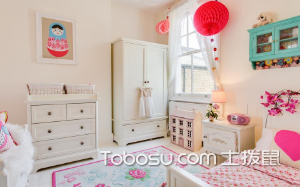 全屋定制儿童房的图片