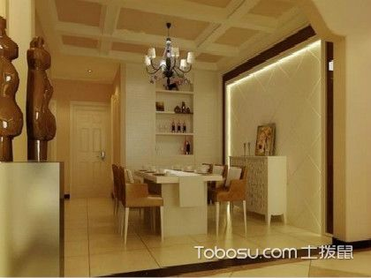 上海三房两厅全包装修费用之欧式风格,看完装修不亏。