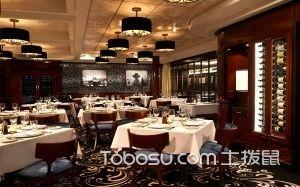 法式餐厅图片