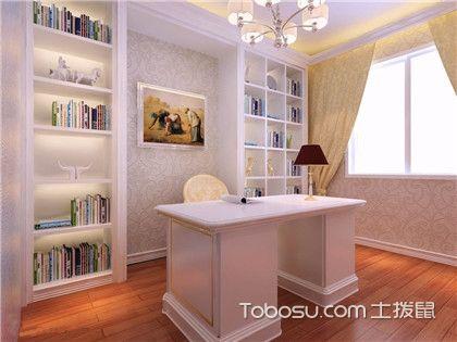 书柜定制的优点是什么?选择现成的书柜好还是定制书柜好?