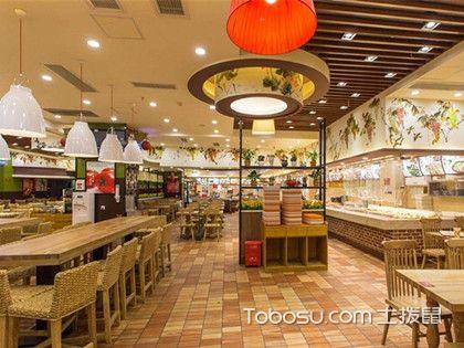 自助餐厅设计要点,一个受欢迎的自助餐厅应该这样设计
