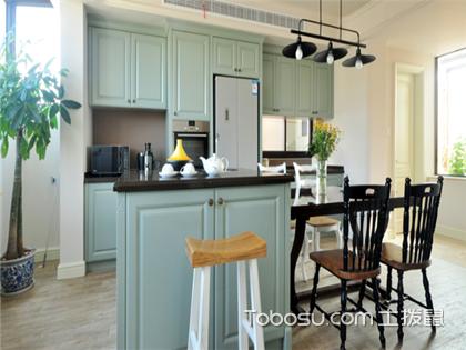 2018最新厨房装修效果图,四款厨房装修设计欣赏