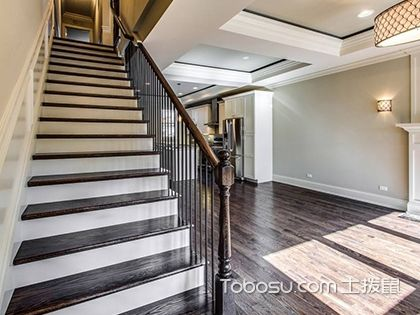 楼梯高度标准尺寸,详解楼梯高度尺寸及宽度尺寸