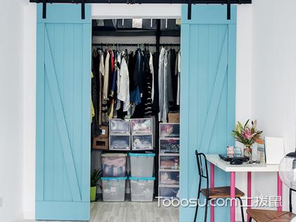 现代衣柜颜色效果图,给你介绍最百搭的衣柜颜色