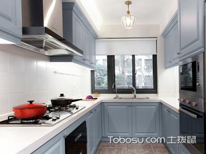 小厨房橱柜效果图展示,小小橱柜也大有学问