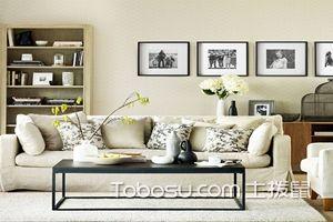 简约风格照片墙设计