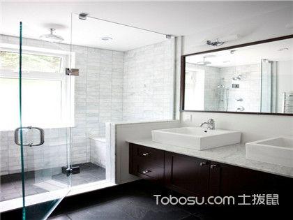 卫浴家具装修攻略:浴室柜设计方法