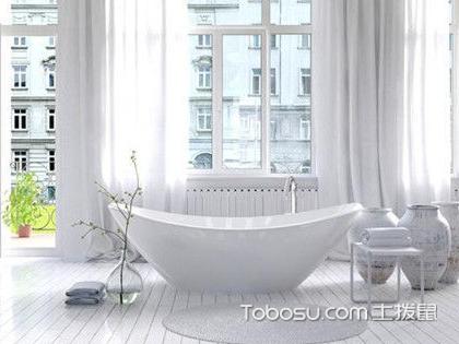 浴缸选购知识 浴缸安装保养攻略