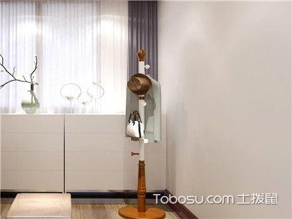 怎么选购卧室落地挂衣架?落地挂衣架的材质有哪些?