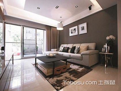 客厅墙面用什么材料好 客厅墙面装修效果图
