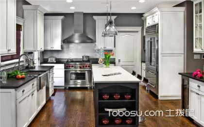 1.5平米厨房装修效果图推荐,这些设计值得好好品味