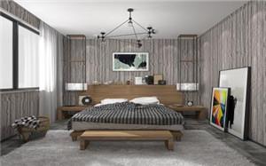 【室内装修壁纸】室内装修壁纸的优缺点_种类_选购_图片