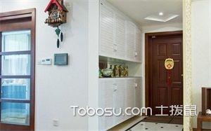 门厅风水图片