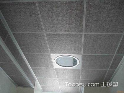 厨房铝扣板吊顶图片中的安装故事,你知道吗?