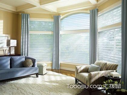 百叶窗帘效果图,营造一种别样的视觉感受
