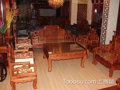 红木家具客厅装修这样做,红木家具客厅装修指南