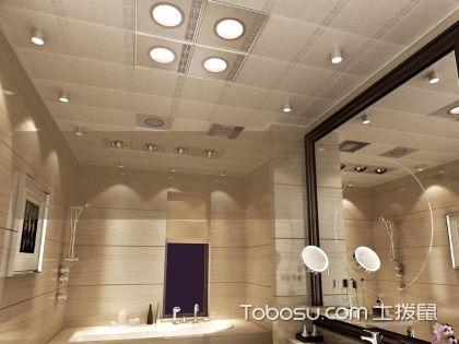 卫生间集成吊顶浴霸如何安装?手把手教会你!