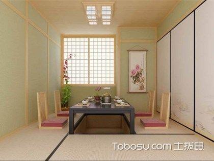 什么是传统日式风格?传统日式风格的设计特点