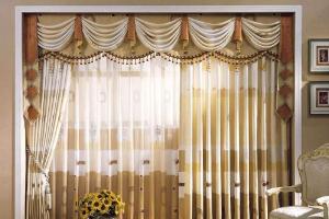 室內窗簾設計