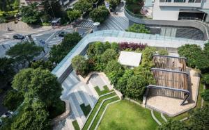 【屋顶花园设计】屋顶花园设计风格_要点_注意事项_图片