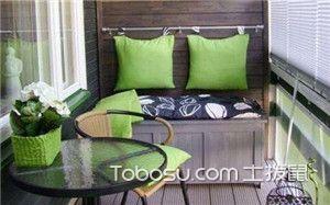 小户型阳台装修设计图片